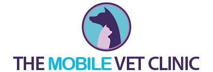 THE MOBILE VET CLINIC, Logo